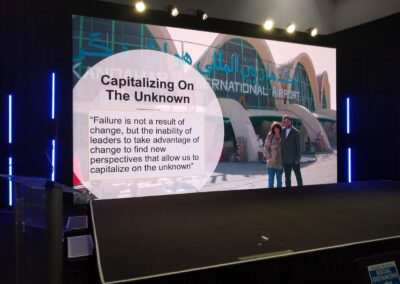 Keynote Capitalizing on the Unknown